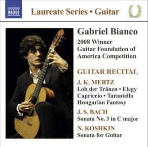Guitar Recital: Gabriel Bianco