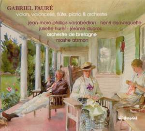 Fauré - Works For Orchestra