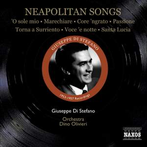 Giuseppe Di Stefano sings Neapolitan Songs