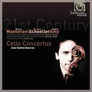 21st Century Cello Concertos Product Image