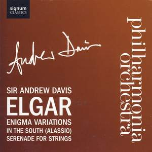 Elgar - Enigma Variations Product Image