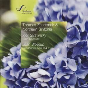 Sibelius - Symphonies Nos. 3 & 6