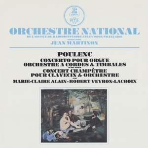 Francis Poulenc - Organ Concerto & Concert champêtre