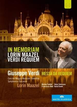 In Memoriam: Lorin Maazel