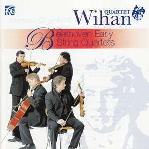 Beethoven - Early String Quartets Product Image