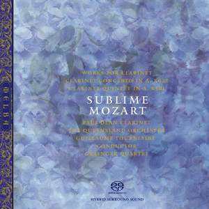 Sublime Mozart - Works for Clarinet
