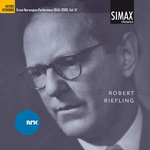 Great Norwegian Performers 1945-2000, Volume 4