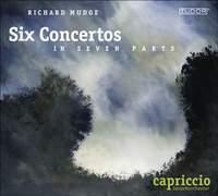 Mudge - Six Concertos in Seven Parts
