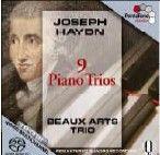 Haydn - 9 Piano Trios