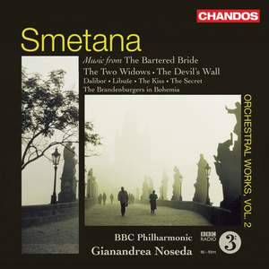 Smetana - Orchestral Works Volume 2