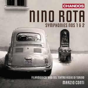Nino Rota - Symphonies Nos. 1 & 2