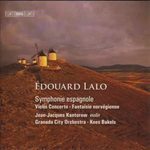 Lalo - Symphonie Espagnole