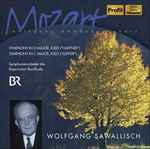Wolfgang Sawallisch Edition Volume 1 - Mozart