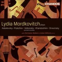 Russian Violin Recital