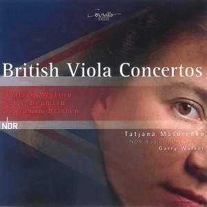 British Viola Concertos Product Image