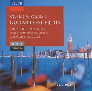 Favourite Guitar Concertos