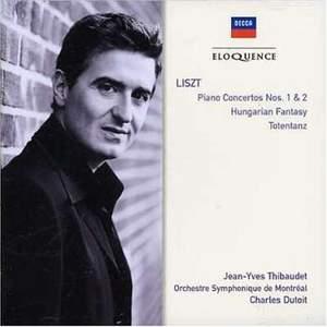 Liszt: Piano Concerto No. 1 in E flat major, S124, etc. Product Image