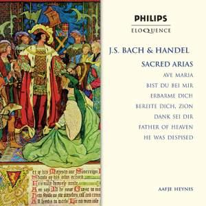 J.S. Bach & Handel: Sacred Arias
