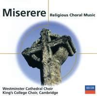 Miserere - Sacred Choral Music