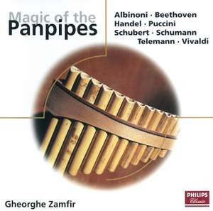 Magic of the Panpipes Product Image