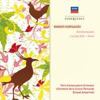 Rimsky Korsakov: Scheherazade & Le Coq d'Or