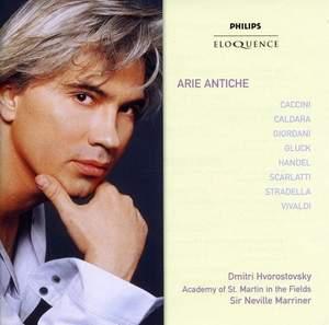 Arie Antiche (Antique Arias) Product Image