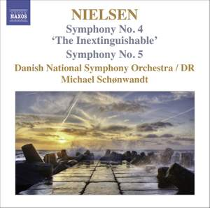 Nielsen - Symphonies Nos. 4 and 5 Product Image