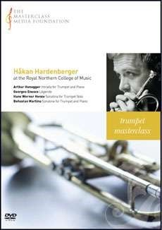 Hakan Hardenberger - Trumpet Masterclass