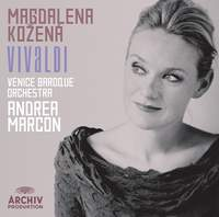 Vivaldi - Opera and Oratorio arias