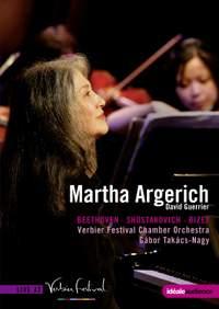 Martha Argerich live at Verbier Festival