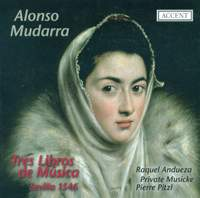 Mudarra: Tres Libros de Musica en cifra para vihuela