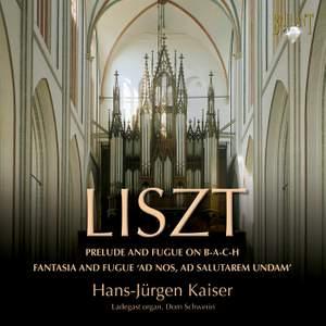 Liszt - Organ Works