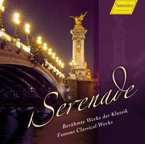 Serenade - Famous Classical Works Product Image