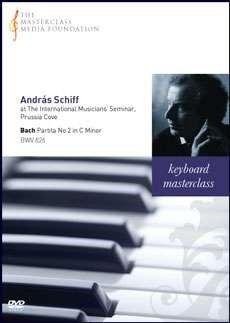 András Schiff - Bach: Partita No. 2