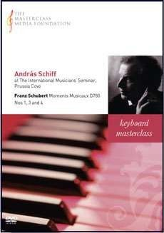 András Schiff - Schubert: Moments Musicaux Nos 1, 3 and 4