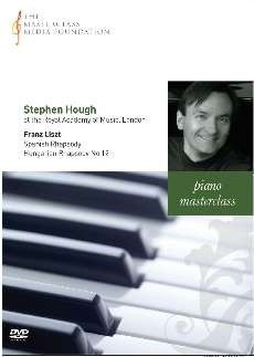Stephen Hough - Liszt: Spanish Rhapsody & Hungarian Rhapsody No. 12