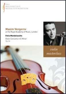 Maxim Vengerov - Mendelssohn: Violin Concerto