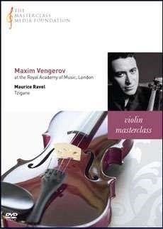 Maxim Vengerov - Ravel: Tzigane