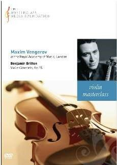 Maxim Vengerov - Britten: Violin Concerto