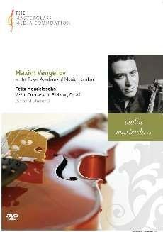 Maxim Vengerov - Mendelssohn: Violin Concerto (second student)