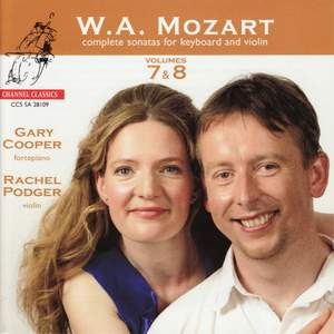Mozart - Complete Sonatas for Keyboard & Violin, Volumes 7 & 8 Product Image