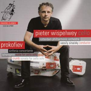 Prokofiev - Sinfonia Concertante Product Image