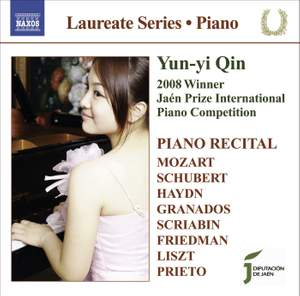 Piano Recital: Yun-Yi Qin
