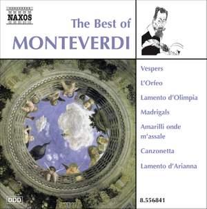 The Best of Claudio Monteverdi