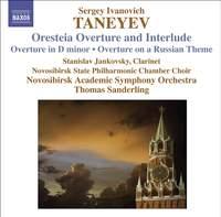 Taneyev - Orchestral Works