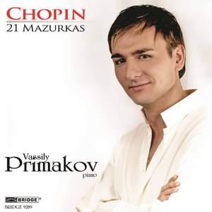 Chopin - 21 Mazurkas