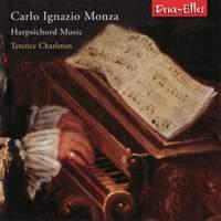Carlo Ignazio Monza - Harpsichord Music