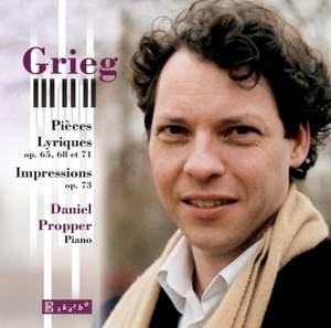 Grieg - Lyric Pieces Volume 3