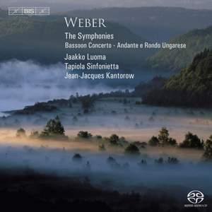 Weber - The Symphonies