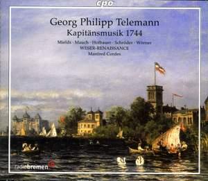 Telemann: Kapitänsmusik 1744